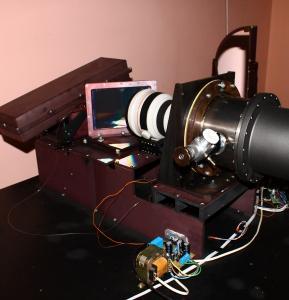 UFES - Ural Fiber Echelle Spectrograph